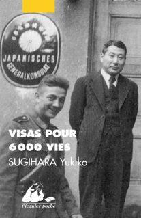 Visas pour 6000 vies Poche.indd